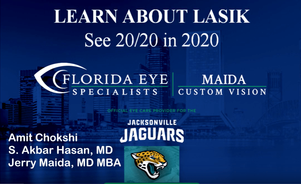 Learn About Lasik At Florida Eye Specialists